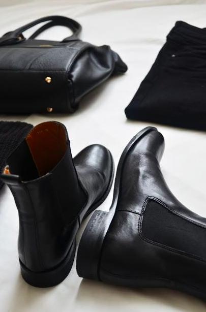 The Wardrobe Edit: Winter Boots