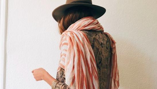 The Wardrobe Edit: Spring Scarves