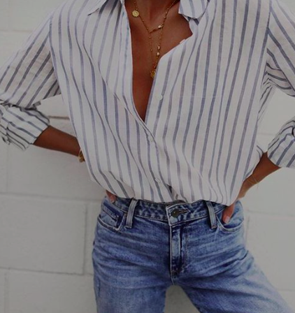 The shirt you need in your wardrobe