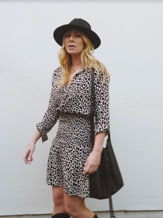14 Leopard Dresses You're Going To Want to Wear